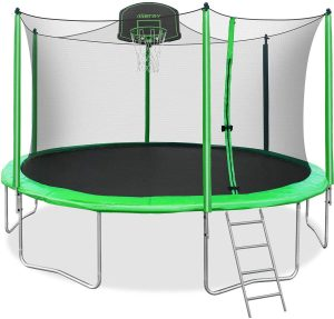 Best 14ft Trampolines That You Can Buy 2021 Reviews